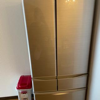 【ネット決済・配送可】⑦シャープ冷蔵庫 定価20万位 10万円