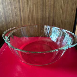 iwakiガラス 耐熱皿 深型