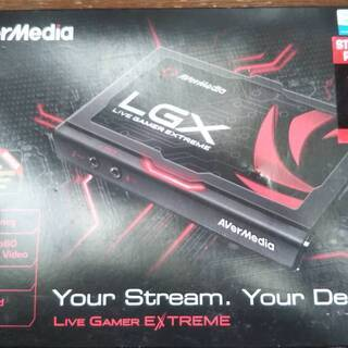 AVerMedia GC550 (約1年稼働済み)