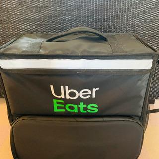 Uber eats バック  ウバック