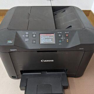 Canon MB5030 無料(エラー画面)