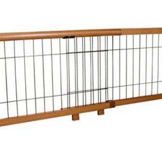 木製伸縮ペットゲート ベビーゲート Lサイズ
