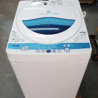 TOSHIBA   洗濯機 5.0K   AW-50GK …