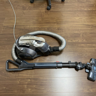 TOSHIBA サイクロン掃除機