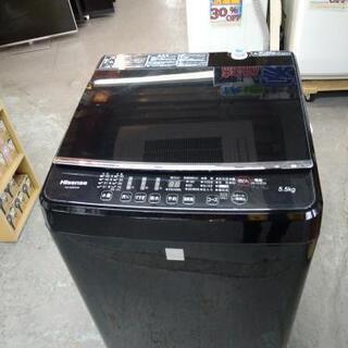 Hisense   ハイセンス 洗濯機 HW-G55E4K…