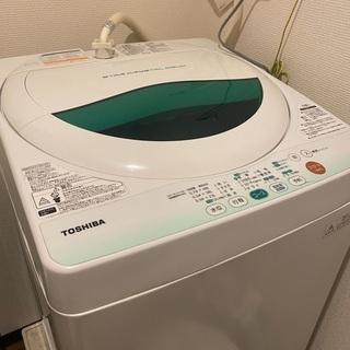 東芝製 洗濯機