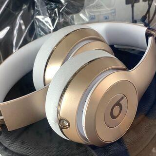 beats(ビーツ)ヘッドフォン ゴールド