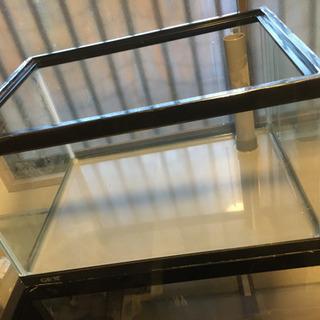新品 特注60cmガラス 水槽