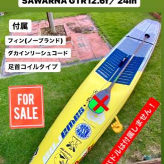 SAWARNA GTR  12.6f/24in レースSU…