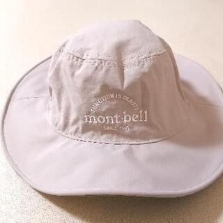 mont-bell モンベル 帽子 クラッシャーハット ベージュ...