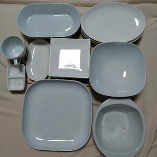 【お取り引き確定済み】白いお皿
