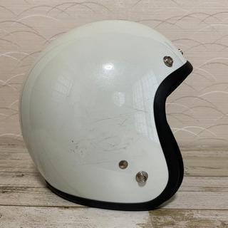 ジェットヘルメット ホワイト