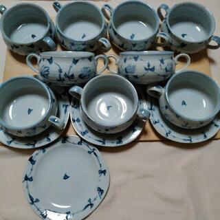 【お取り引き確定済み】スープ皿のセット