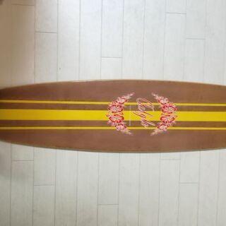 スケートボード ロング