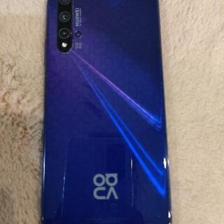 【美品】HUAWEI Nova 5T パープル 128GB SI...