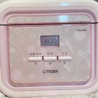 【ネット決済】動作確認済み・炊飯器 タイガー魔法瓶 JAJ-A5...