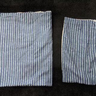 ニトリ 寝具カバー (セミダブル掛け布団カバー、枕カバー)