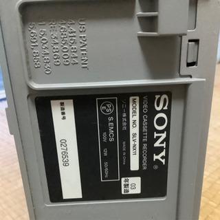 SONY ビデオデッキ
