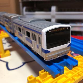 プラレール E531系常磐線②