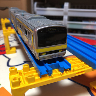 プラレール サウンド付E231系総武線