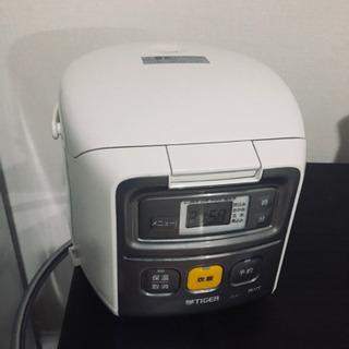 【受け渡し予定者決定】炊飯器、電気ポット