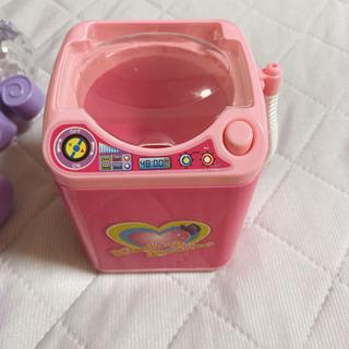 【ネット決済・配送可】おもちゃ 玩具 洗濯機 スティック