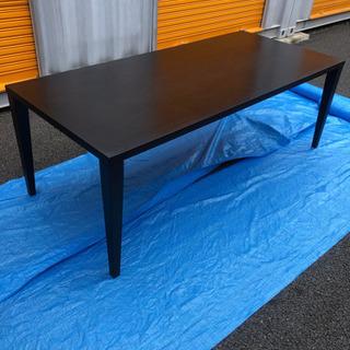 【ネット決済・配送可】【格安】【高級家具】巨大ダイニングテーブル...