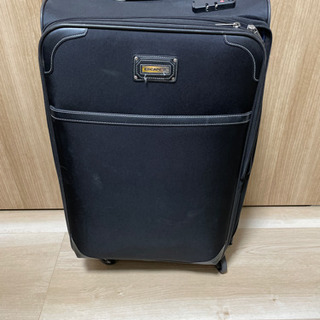 ソフトスーツケース 約70L