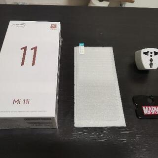 【ネット決済・配送可】Xiaomi Mi 11i Black -...