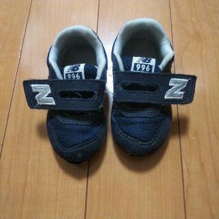 new balance ベビー 靴 13cm