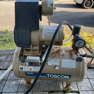SP10D-4T1 東芝 コンプレッサー TOSCON