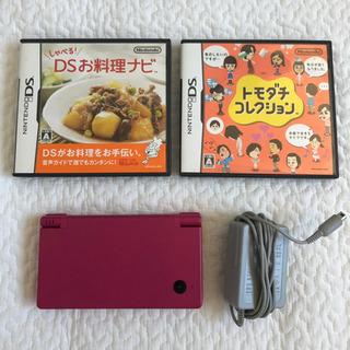 Nintendo DSi本体とソフト2本