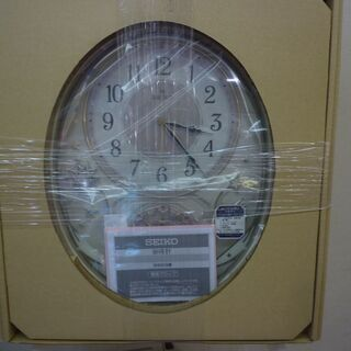SEIKO からくり時計 AM251P