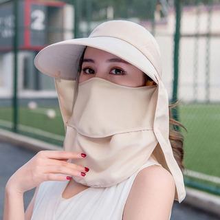 UVカート帽子