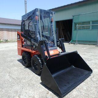 【ネット決済・配送可】小型除雪車 ジョブサン 4SDKL3 アワ...