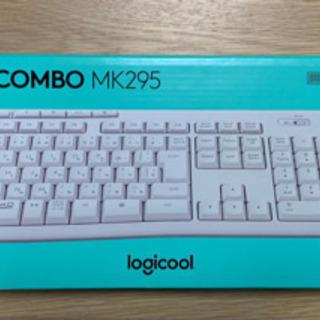 新品未使用 ロジクールのキーボードとマウスセット