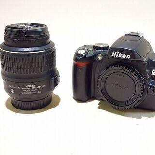 【苫小牧バナナ】Nikon/ニコン デジタル 一眼レフカメラ D...