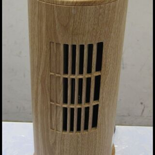 新生活!2200円 ミニタワーファン 扇風機 木目調 ドウシシャ...