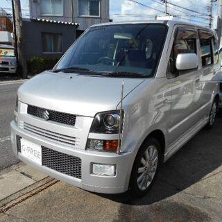 平成16年式 スズキ ワゴンR RR 走行81000キロ!ABS...