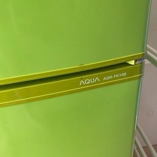 冷蔵庫 AQUA AQR-FK14B