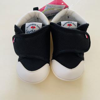 【未使用】バースデー購入 靴13.5cm