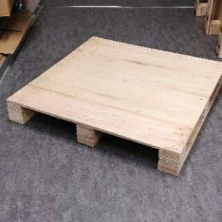 木製パレット(サイズ 90cm×90cm×13cm)