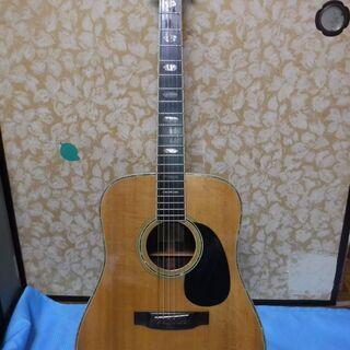 アコースティックギター K.yairi YW-800 中古・難あり!