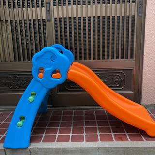 【ネット決済】子供用折りたたみ滑り台