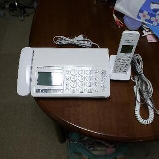 FAX電話 パナソニック