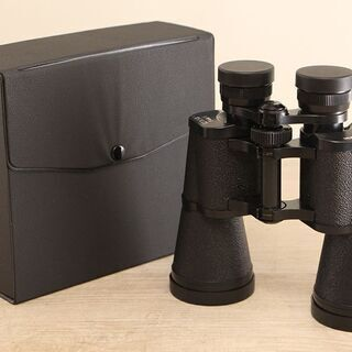 キャプテンスタッグ ビューマックス双眼鏡12×50mmZCFケー...