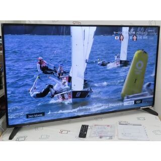 ♪SANSUI 4K 液晶テレビ 55型 SDU551-B1 2...