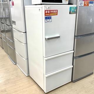 1年保証付!2018年製 AQUA(アクア)の3ドア冷蔵庫「AQ...
