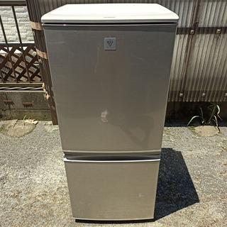 SHARP シャープ ノンフロン冷蔵庫 137L 2014…