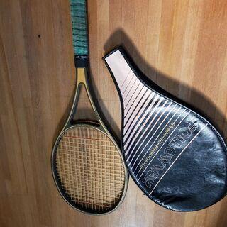 硬式テニスラケット(中古)
